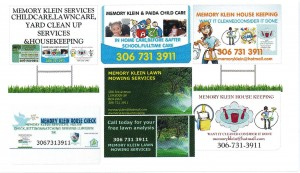 Memory Klein Lawn Mowing Service Provider